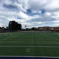 1706 Football Field Long from Low View