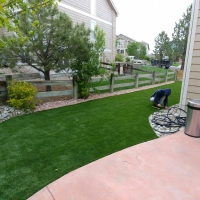 Turf From Back to Side Yards