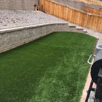 2028 Backyard Turf Next to Patio