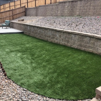2030 Turf with Double Retaining Wall