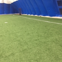 Baseball - Turf in Bubble