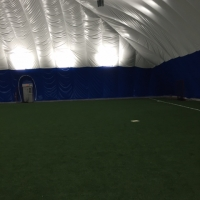 Baseball - Turf Inside Bubble Home Plate